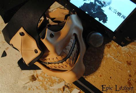 Kaos Tokyo Ghoul Ken Kaneki Mask Aogirikaneki Re Spade Anime tokyo ghoul ken kaneki mask 19 widescreen wallpaper animewp