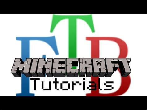 [old] minecraft tutorials: how to download the ftb