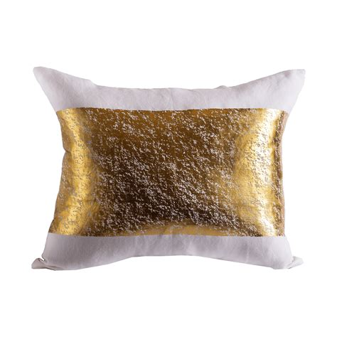 Gold And White Throw Pillows by White And Gold White And Gold Throw Pillows
