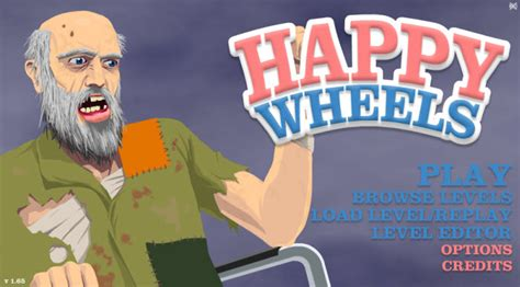 happy wheels getting ign boards