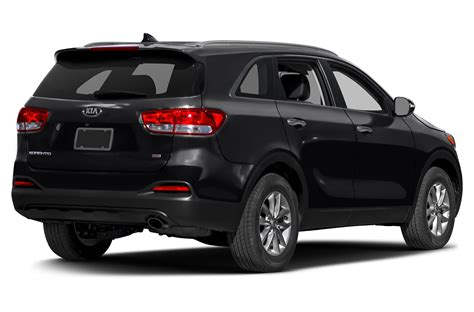Kia Suv Price New 2017 Kia Sorento Price Photos Reviews Safety