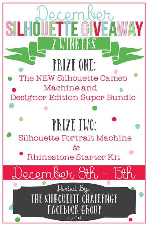 Silhouette Giveaway - diy rustic pallet christmas tree silhouette giveaway the thinking closet