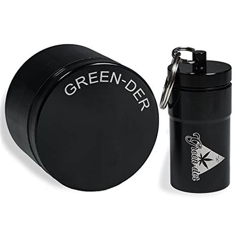 Tobacco Giveaways 2017 - cool weed grinder and container unique herb tobacco and spices large grinder set