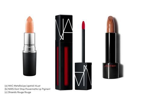 Jenis Dan Lipstik Nyx wanita lipstik macam rakan karib tapi bagaimana memilih lipstik yang tahan lama sesuai