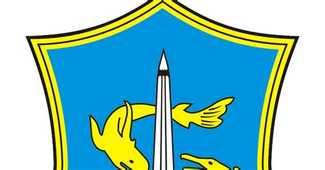Lambang Surabaya logo pemkot surabaya vector