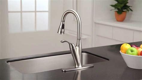 moen benton kitchen faucet moen kitchen faucet benton 87211srs