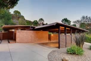 mid century homes laurel canyon mid century modern home mid century modern