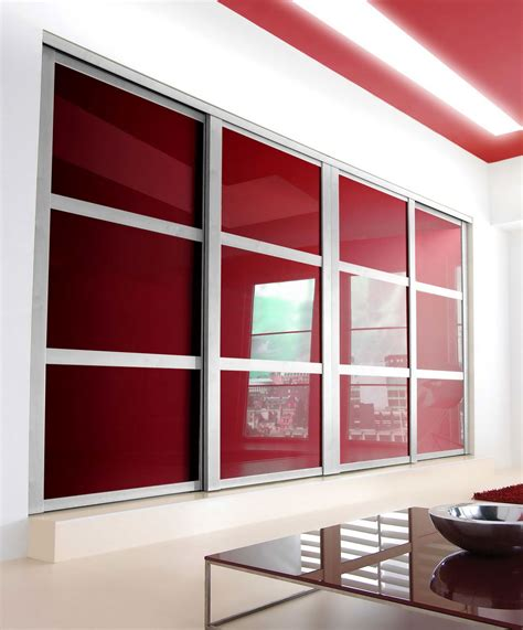 glass door designs for bedroom red sliding glass doors for bedroom design decobizz com