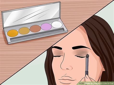 like a cat how to dress up like a cat 14 steps with pictures wikihow
