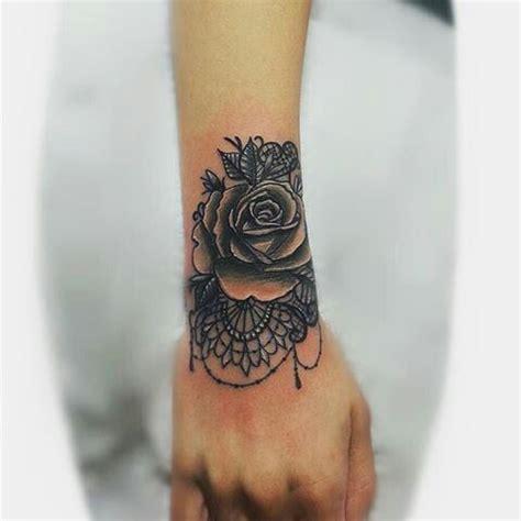 Infected Tattoo On Wrist | rose mandala wrist tattoo tattoos pinterest wrist