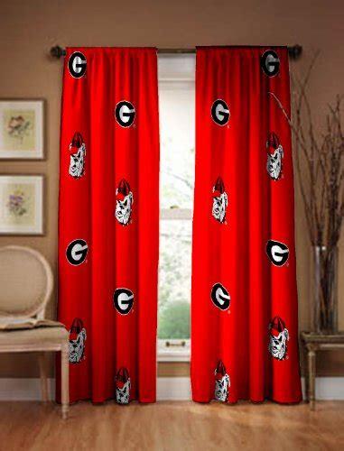 georgia bulldog curtains georgia curtain georgia bulldogs curtain georgia