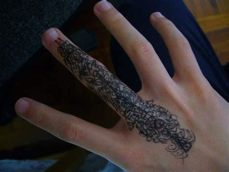 tough tattoos facts about finger tattoos designs and tattoos with