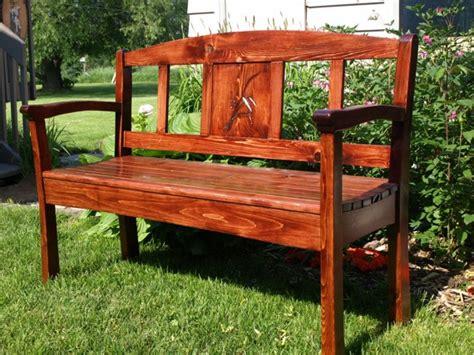freddies garden bench finewoodworking