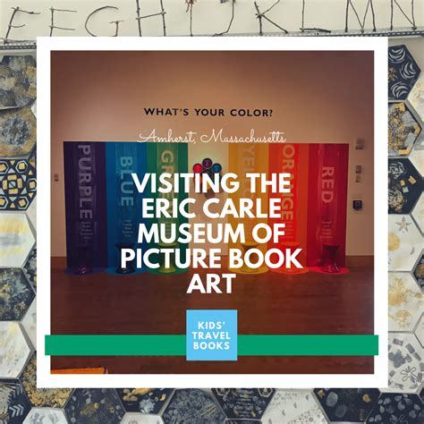 picture book museum visiting the eric carle museum of picture book 187