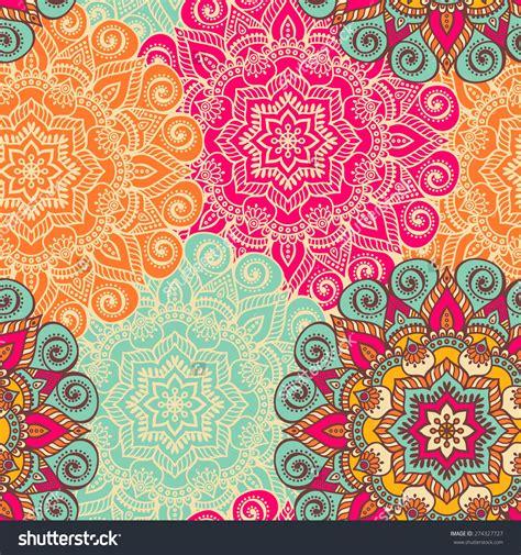 Batik Ethnic Pattern Pola 39 seamless pattern vintage decorative elements