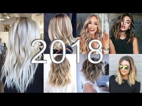 whats a hot hair color 2018 ombre hairstyles and hair colors ombre hair ideas