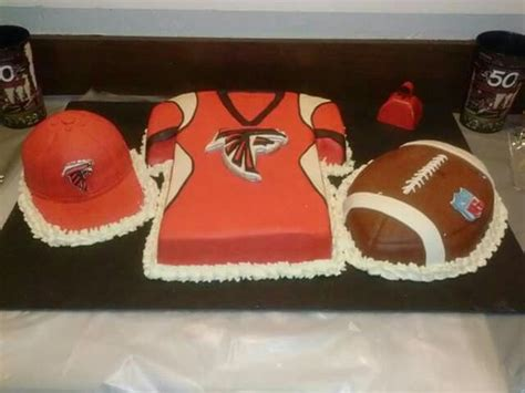 Themed Birthday Cakes Atlanta | 17 best images about football themed party on pinterest