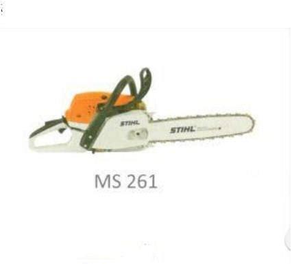 jual gergaji mesin merk stihl chain saw model ms 261type 261 di jakarta harga murah malang oleh