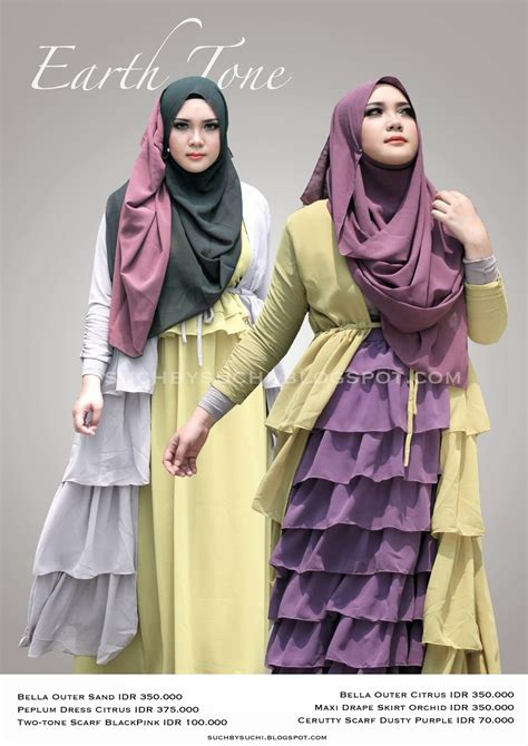 Bt11344 Blue Naemar Top Busui such by suchi utami such earth tone collection
