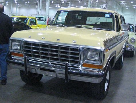 la motors toronto file 79 ford bronco toronto 12 classic car
