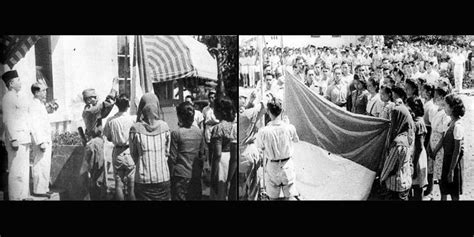 unsur intrinsik dari film merah putih cerita di balik foto proklamasi kemerdekaan indonesia yang