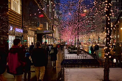 chicago christmas 2010 by lightzone on deviantart