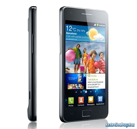 Hp Samsung S2 Plus samsung galaxy s2 i9100 ponsel tangguh berprocessor dual