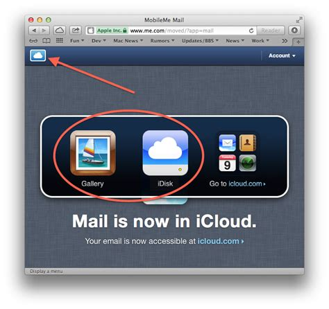 mobil me apple reminds users of mobileme closure cnet