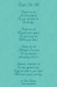 Forget me not poems quotes lol rofl com