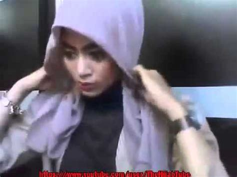 Segiempat Viscose 2 tutorial farani segiempat hijaberduit