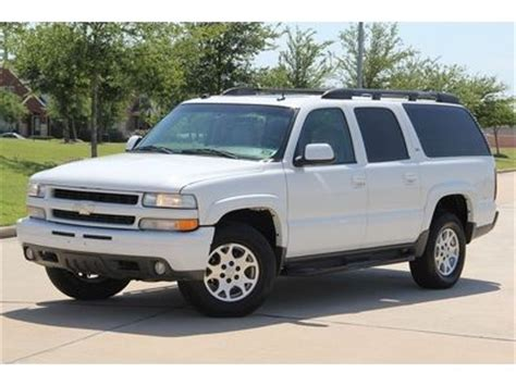 how to sell used cars 2005 chevrolet suburban 1500 electronic throttle control find used 2005 chevy suburban lt z71 4x4 sunroof 1 tx owner rust free clean title in houston
