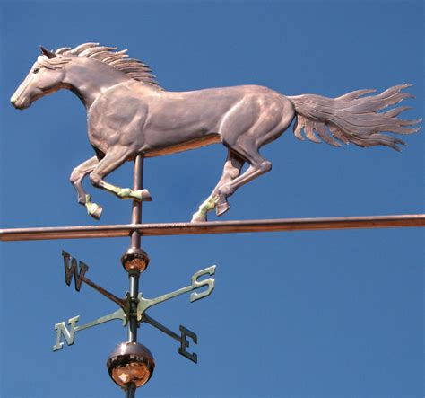 A Weather Vane Commissioning An Entirely New Weathervane Design West