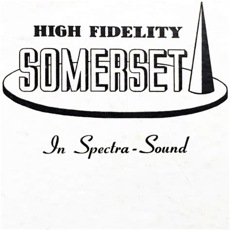 Somerset Records Vinyl Records Released On Somerset Record Company Search Vinyl Records