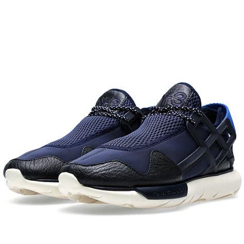 Adidas Y3 Black Grade Original original sale adidas y 3 qasa racer trainers for navy