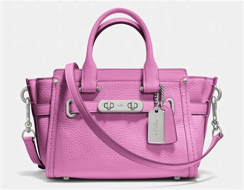 Coach Swagger Bag By Bagladies the 20 best 2015 bags to spruce up your warm