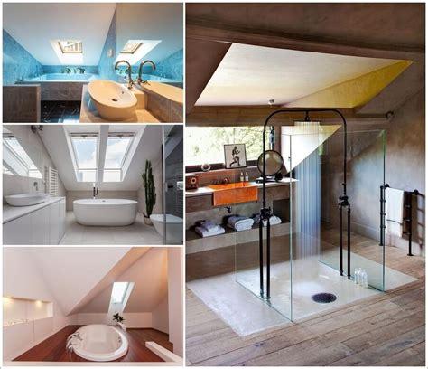 how to make bathroom cozy and comfortable interior 34 amazing and cozy attic bathroom designs