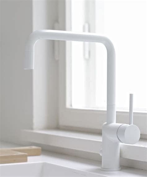white kitchen faucet 17 best ideas about white kitchen faucet on pinterest