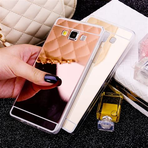 Samsung Galaxy S5 Back Soft Casing Cover luxury fashion gold plating mirror soft back cover for samsung galaxy s3 s4 s5 s6 s7