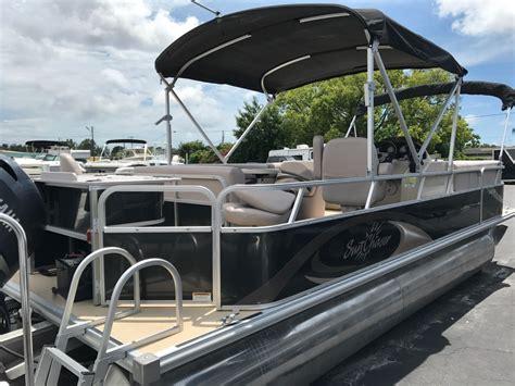 sunchaser pontoon sunchaser boats for sale boats