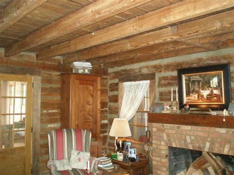 Cabin Ceiling by Sustainable Wood Ceilings Building