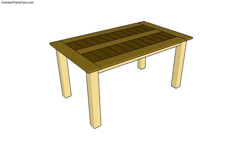 coffee table plans free garden plans how to build garden projects