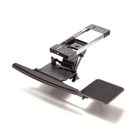 adjustable keyboard tray for cotytech fully adjustable ergonomic keyboard mouse tray