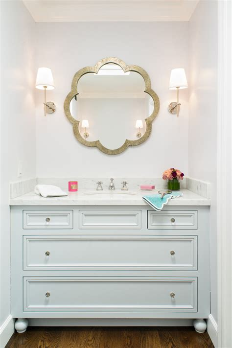 white vanity mirror for bathroom white bathroom vanity bathroom traditional with double