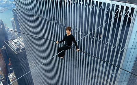 twin towers walk movie robert zemeckis reveals the power of 3d and honors the
