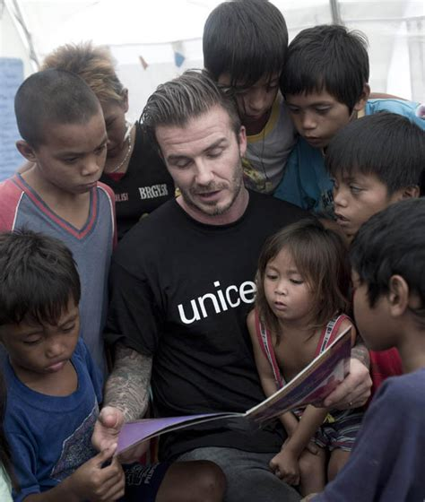 david beckham charity biography to mark a decade caigning for unicef david beckham has