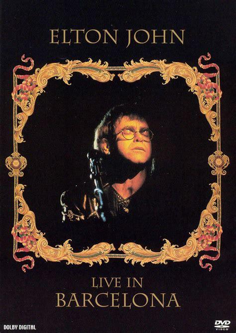 elton john world tour elton john live in barcelona world tour 1992 1992
