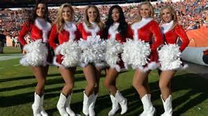 Nfl cheerleaders week 14 fox sports