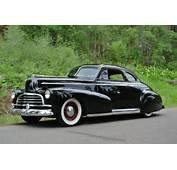 1946 Chevrolet Coupe Custom  The HAMB