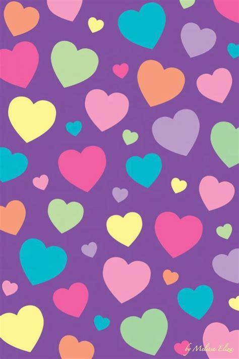 im 225 genes de fondos con corazones de colores para descargar