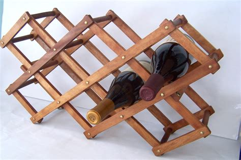10 bottle wine rack accordion wine rack wine by